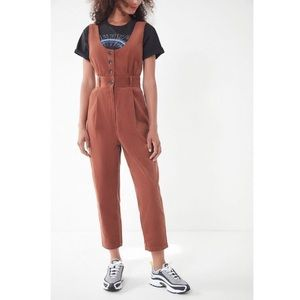 Urban Outfitters Gretel Corduroy Jumpsuit